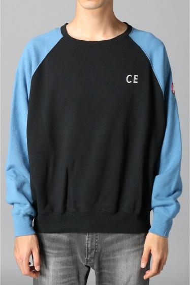 �������� C.E / �������� LOOSE FIT CREW NECK 3 �֥�å�