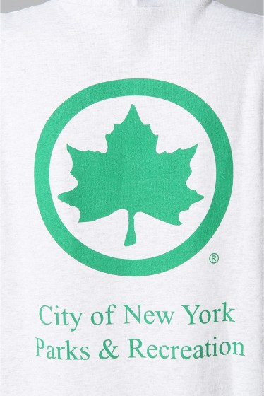 �������� ONLY NY*NYC NYC PARKS CHAMPION HOODY �ܺٲ���10