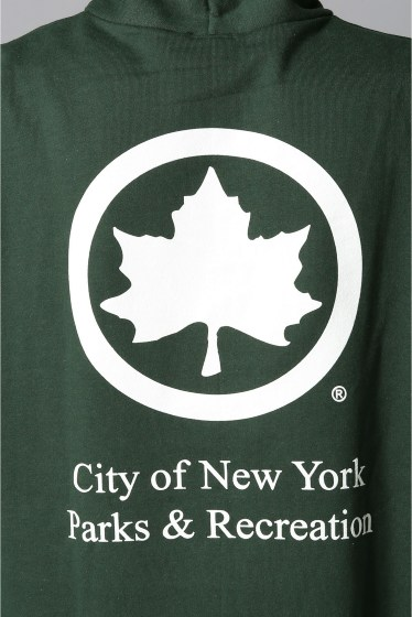 �������� ONLY NY*NYC NYC PARKS CHAMPION HOODY �ܺٲ���11