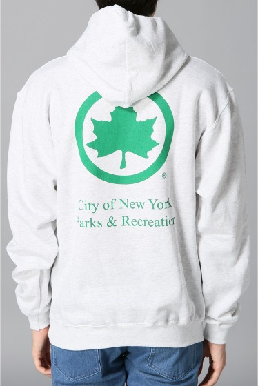 �������� ONLY NY*NYC NYC PARKS CHAMPION HOODY �ܺٲ���2