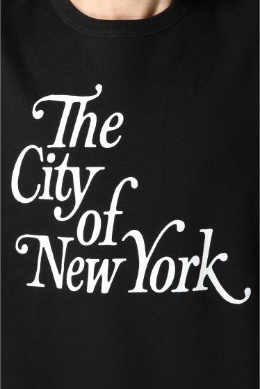 �������� ONLY NY*NYC CITY OF NEWYORK CREWNECK �ܺٲ���7