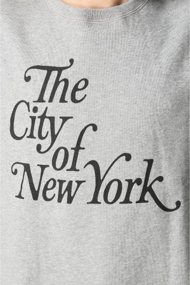 �������� ONLY NY*NYC CITY OF NEWYORK CREWNECK �ܺٲ���8
