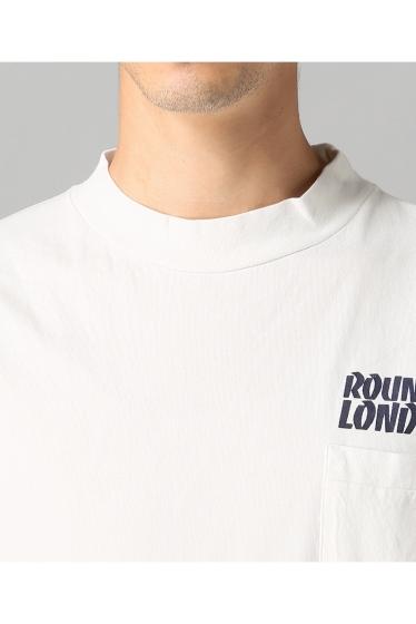 �������� ROUNDEL LONDON POCKET L/S TEE �ܺٲ���3