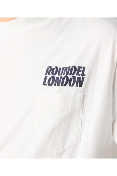 �������� ROUNDEL LONDON POCKET L/S TEE �ܺٲ���7