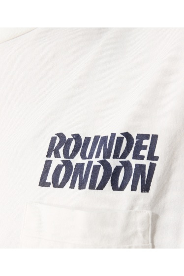 �������� ROUNDEL LONDON POCKET L/S TEE �ܺٲ���8