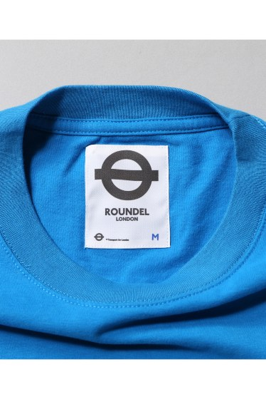 �������� ROUNDEL LONDON BLUR ROUNDEL L/S TEE �ܺٲ���8