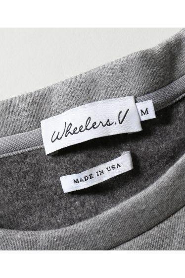 �������� WHEELERS.V  / �������顼��.�֥� WHEELERS CREWNECK �ܺٲ���8