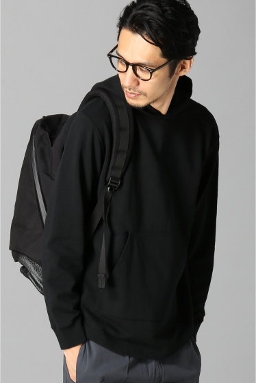 ���㡼�ʥ륹��������� 10 OZ ATHLETIC SWEAT HOOD �֥�å�