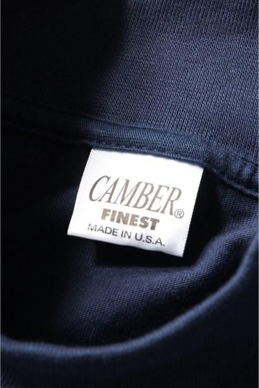 ���㡼�ʥ륹��������� CAMBER / �����С�:MOCK L/S FINEST 6oz �ܺٲ���12