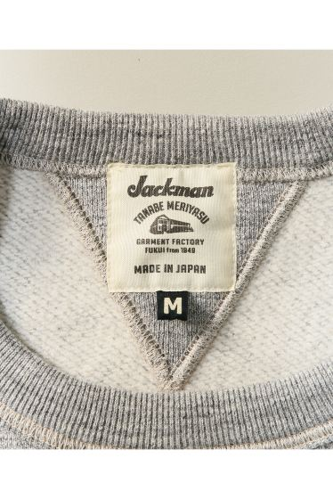 ���㡼�ʥ륹��������� JACKMAN / ����å��ޥ� : GG Sweat Crewneck / �������å� �ܺٲ���12