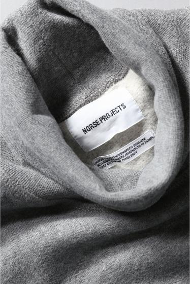 ���㡼�ʥ륹��������� NORSE PROJECTS Bue Brushed Cotton �ܺٲ���12