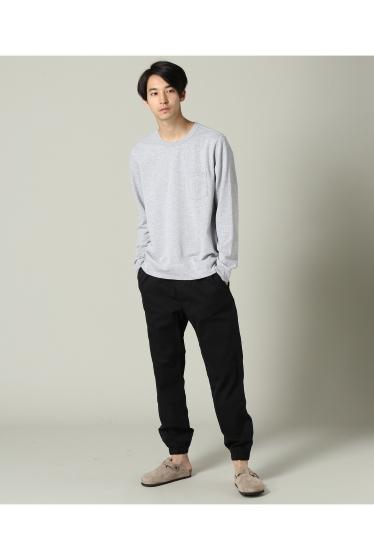 �����֥�������ʥ��ƥå� Heather Fleece Pocket Sweatshirt �ܺٲ���1