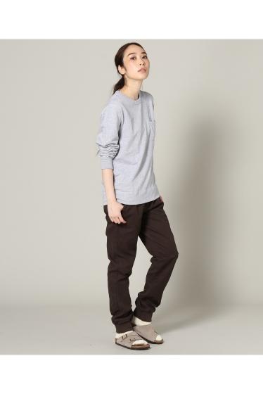 �����֥�������ʥ��ƥå� Heather Fleece Pocket Sweatshirt �ܺٲ���2
