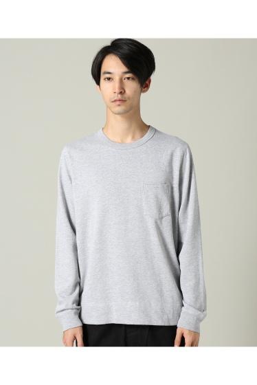 �����֥�������ʥ��ƥå� Heather Fleece Pocket Sweatshirt �ܺٲ���3