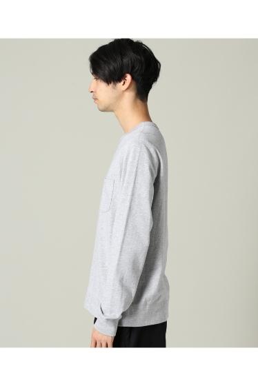 �����֥�������ʥ��ƥå� Heather Fleece Pocket Sweatshirt �ܺٲ���4