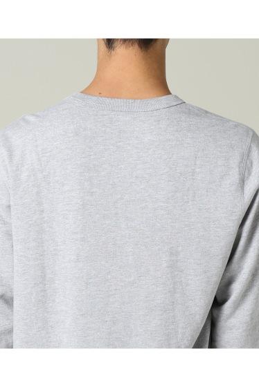 �����֥�������ʥ��ƥå� Heather Fleece Pocket Sweatshirt �ܺٲ���7