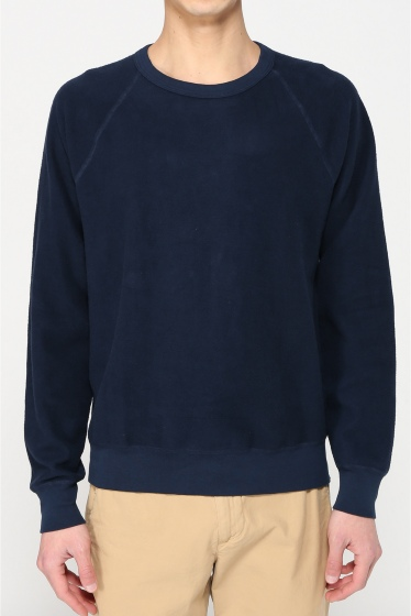 �����֥�������ʥ��ƥå� SP FLEECE SWEAT C/N �ܺٲ���2