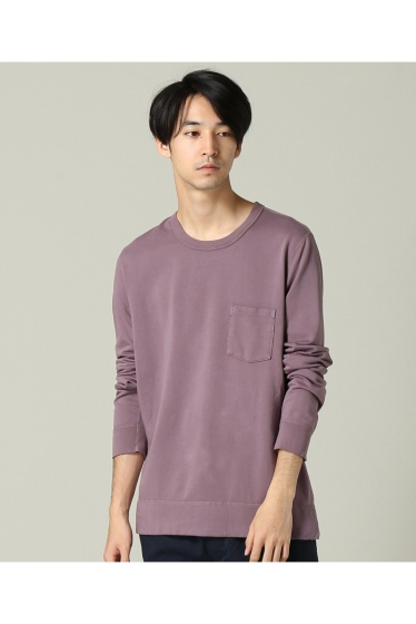 �����֥�������ʥ��ƥå� Supima Fleece Pocket Sweatshirt �ܺٲ���11
