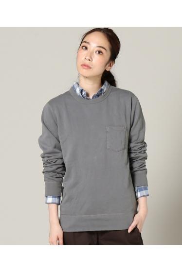 �����֥�������ʥ��ƥå� Supima Fleece Pocket Sweatshirt �ܺٲ���12