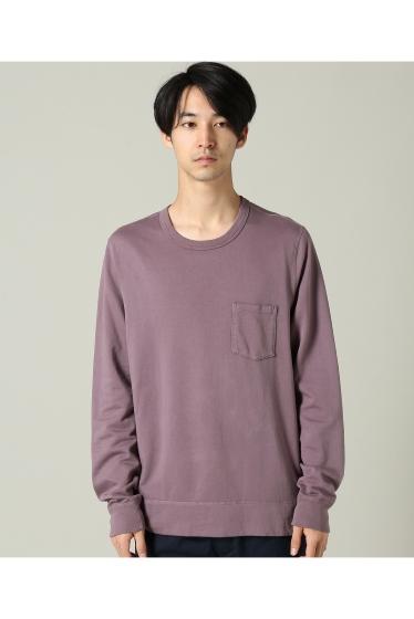 �����֥�������ʥ��ƥå� Supima Fleece Pocket Sweatshirt �ܺٲ���3