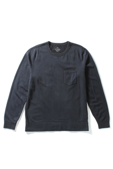 �����֥�������ʥ��ƥå� Supima Fleece Pocket Sweatshirt �ͥ��ӡ�