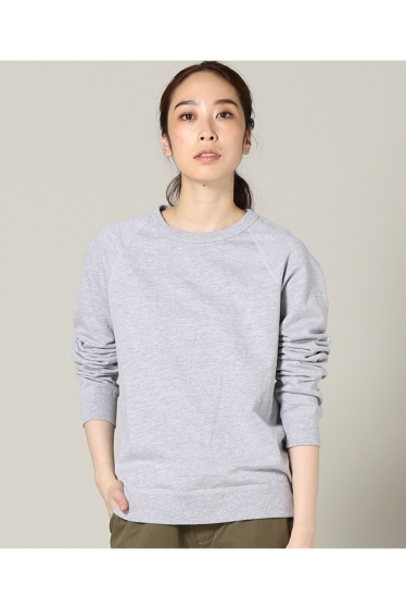 �����֥�������ʥ��ƥå� Heather Fleece Sweatshirt �ܺٲ���12