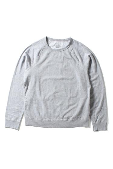 �����֥�������ʥ��ƥå� Heather Fleece Sweatshirt ���졼A