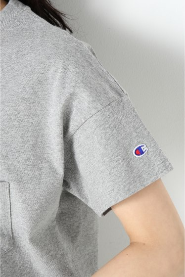 �١��������ȥå� C Champion LOGO POCKET T����� �ܺٲ���6