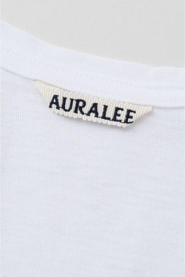 ������ AURALEE SEAMLESS V NECK L/S TEE �ܺٲ���12