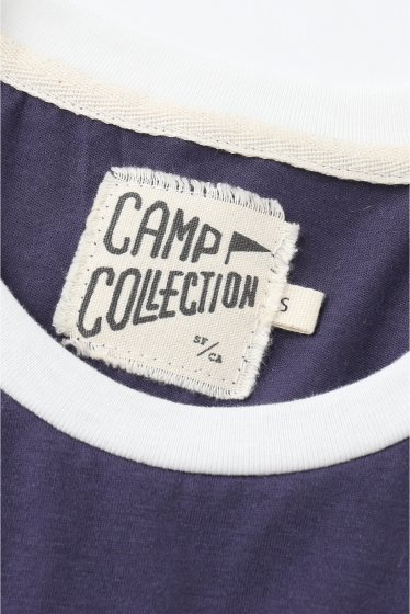 ������ CAMP DREW RINGER T����Ģ� �ܺٲ���10