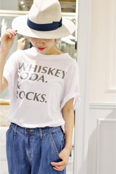 �ץ顼���� +8 PARIS ROCK whiskey tee�� �ܺٲ���21