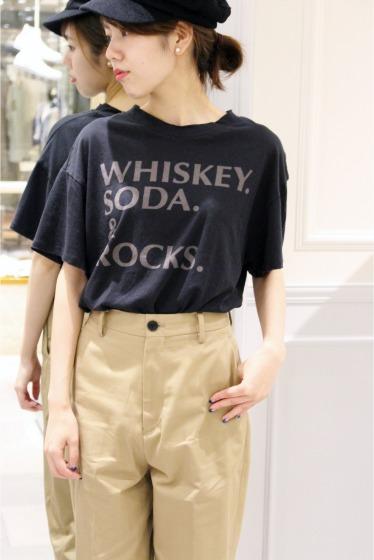 �ץ顼���� +8 PARIS ROCK whiskey tee�� �ܺٲ���24