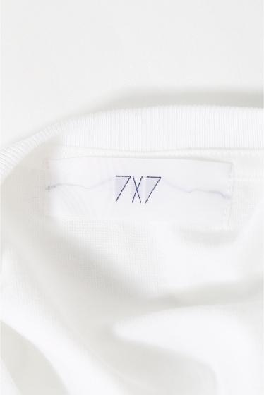 ���ǥ��ե��� ��LECHOPPE��7X7 FROCK PRINT T-SHIRTS(Pulltab) �ܺٲ���10
