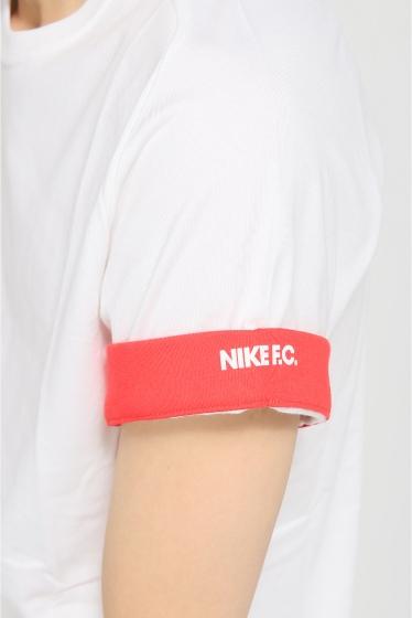 ���ǥ��ե��� NIKE FC �����ɥ饤��SS �ȥå�/�ԥ���� �ܺٲ���15