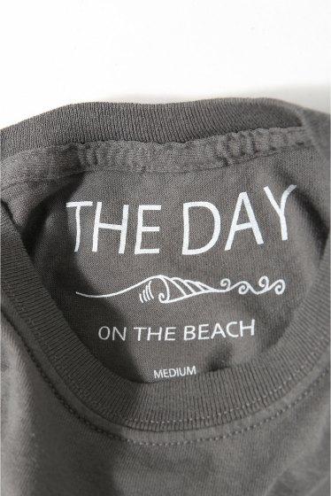 �ե�����֥� ���ǥ��ե��� THE DAY WAVE TUNNEL �ݥ��å�TEE�� �ܺٲ���13