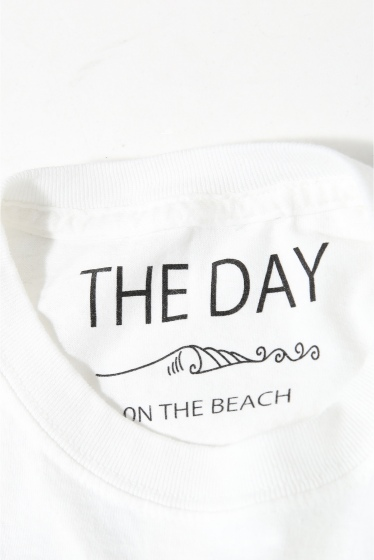 �ե�����֥� ���ǥ��ե��� THE DAY PACIFIC WHEEL �ݥ��å�TEE�� �ܺٲ���13