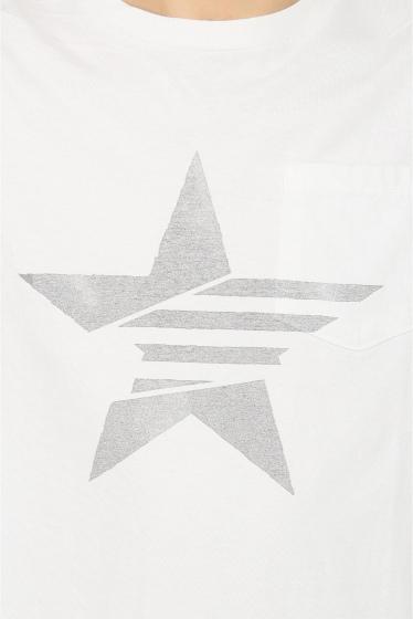 ���㡼�ʥ륹��������� ���塼�� MADE IN USA �֥��ȥ��åɥץ���T����� �ܺٲ���14