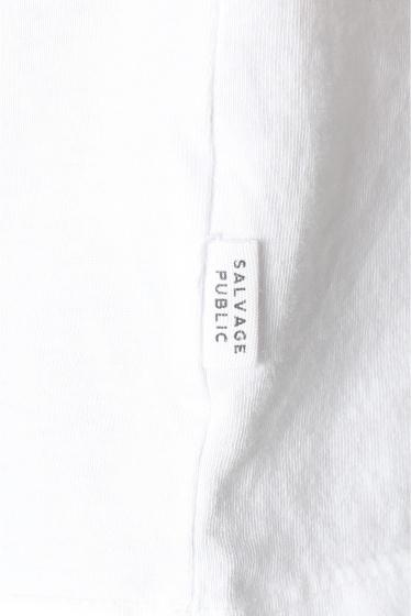 ���㡼�ʥ륹��������� ���塼�� SALVAGE PUBLIC / ����١����ѥ֥�å�: Diamond Head Logo T����� �ܺٲ���10