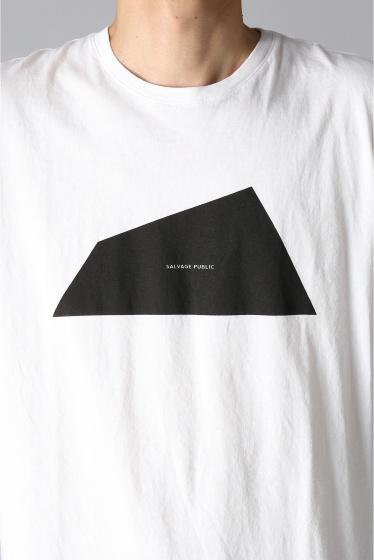���㡼�ʥ륹��������� ���塼�� SALVAGE PUBLIC / ����١����ѥ֥�å�: Diamond Head Logo T����� �ܺٲ���8