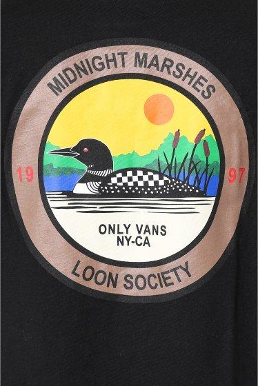 �������� ONLY NY*VANS LOON SOCIETY TEE�� �ܺٲ���13
