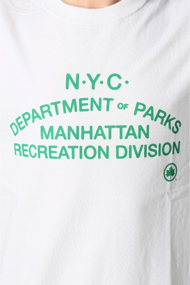 �������� ONLY NY*NYC DEPT. OF PARKS T-SHIRT �ܺٲ���8