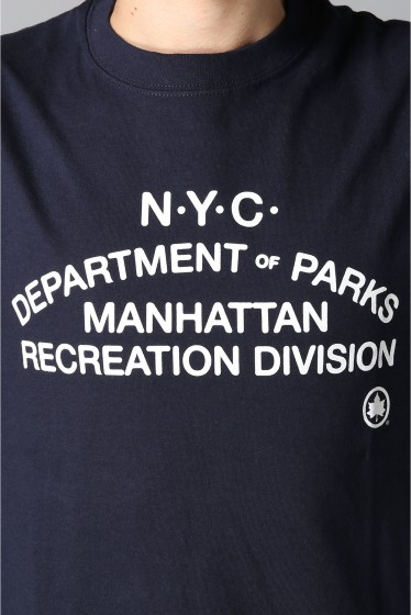 �������� ONLY NY*NYC DEPT. OF PARKS T-SHIRT �ܺٲ���9