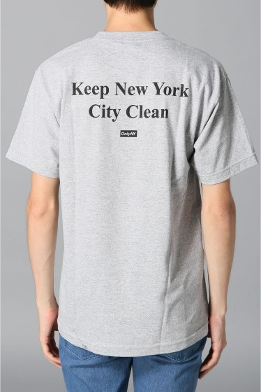 �������� ONLY NY*NYC CLEAN NYC T-SHIRT �ܺٲ���2