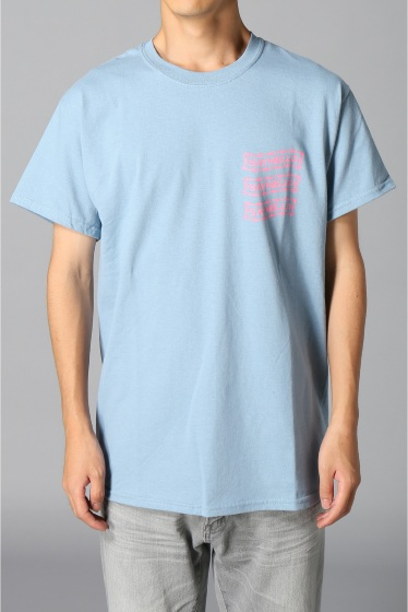 �������� SAYHELLO / �����ϥ? BARBED WIRE LOGO S/S TEE �֥롼