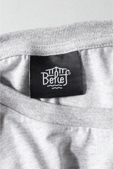 �������� BELIEF / �ӥ�� TRIBORO SCOOP TEE �ܺٲ���9