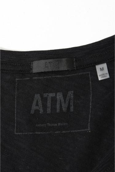 �������� ATM / Anthony Thomas Melillo (���ˡ����ȡ��ޥ������?)  SLUB V NECK S/S �ܺٲ���7