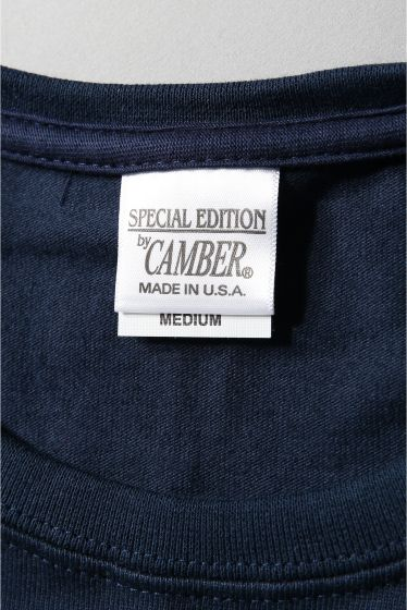 �������� CAMBER / �����С�*WISM���� MAX-WEIGHT TEE �ܺٲ���8