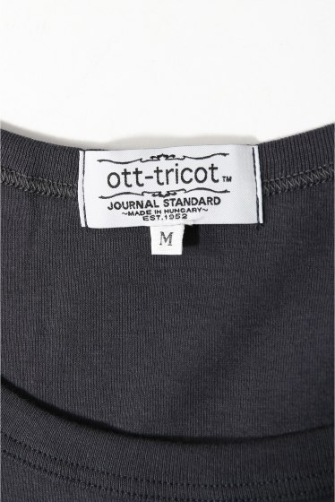 ���㡼�ʥ륹��������� Ott-tricot��JS ���ȥå�/���å� �ȥꥳ�å� �ܺٲ���7