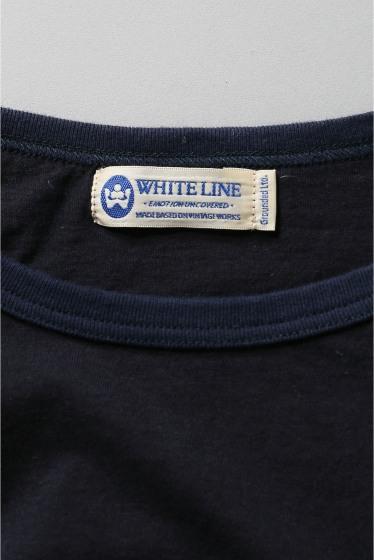 ���㡼�ʥ륹��������� WHITE LINE / �ۥ磻�ȥ饤��:WL T-Shirts(FJD) �ܺٲ���12
