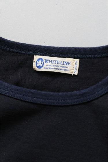 ���㡼�ʥ륹��������� WHITE LINE / �ۥ磻�ȥ饤��:WL T-Shirts(Kurry) �ܺٲ���12